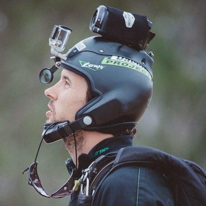 Rob Delaney Manufactory Apparel Skydiver